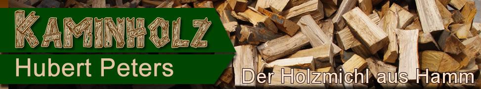 Kaminholz Hubert Peters Der Holzmichel aus Hamm